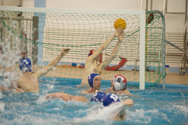 Waterpolo: Colchester vs Hornchurch